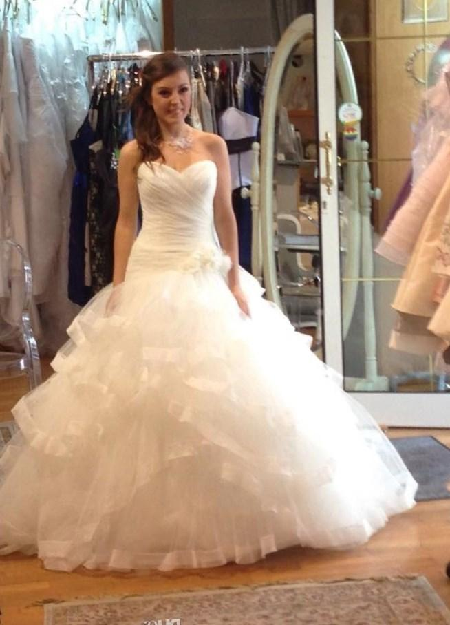 Plus size princess wedding dress collection for Princess plus size wedding dresses