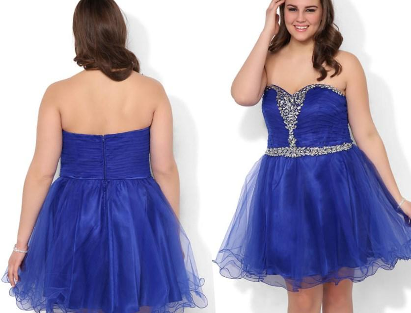 affordable plus size prom dresses_Plus Size Dresses_dressesss