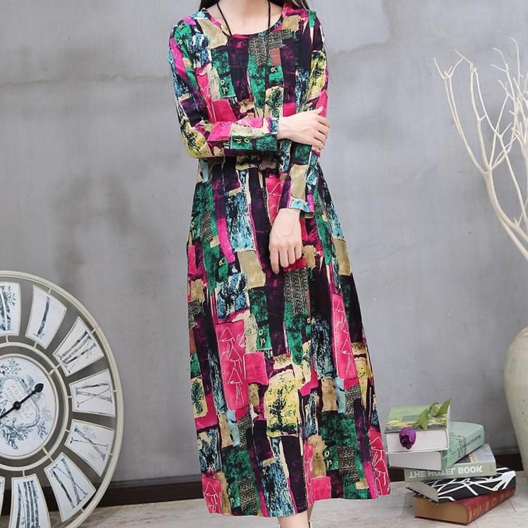Плюс Размер 50-х годов платье элегантный мексиканские платья Хепберн качели рокабилли сплошной цвет vestido де феста женщины