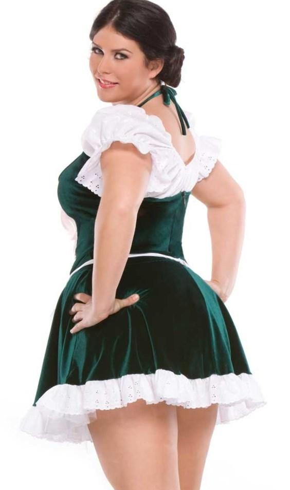 plus size dirndl dress collection. Black Bedroom Furniture Sets. Home Design Ideas