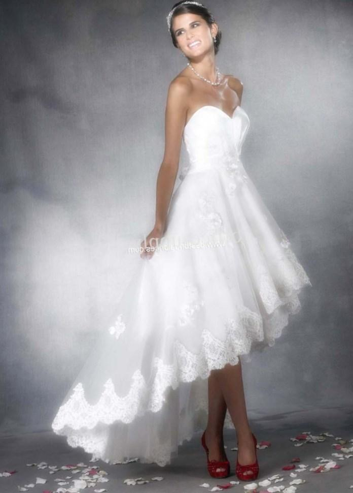 High low plus size wedding dresses collection for Wedding dress high low