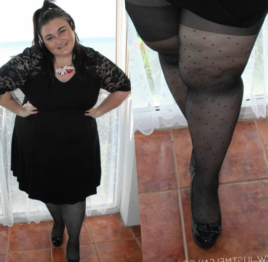 Cute black dresses for plus sizes - PlusLook.eu Collection