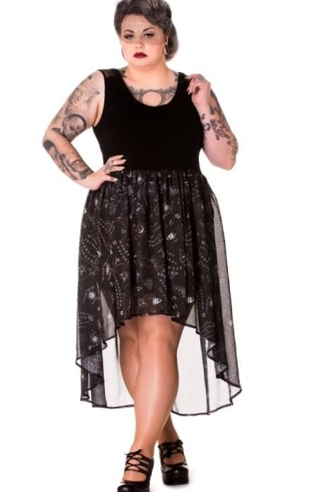 Plus Size Dresses Gothic Plus Size Prom Dresses
