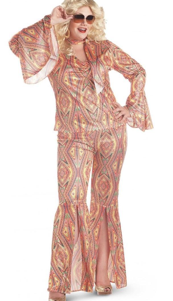 60s 70s Fancy Dress Plus Size 20 Best Ideas