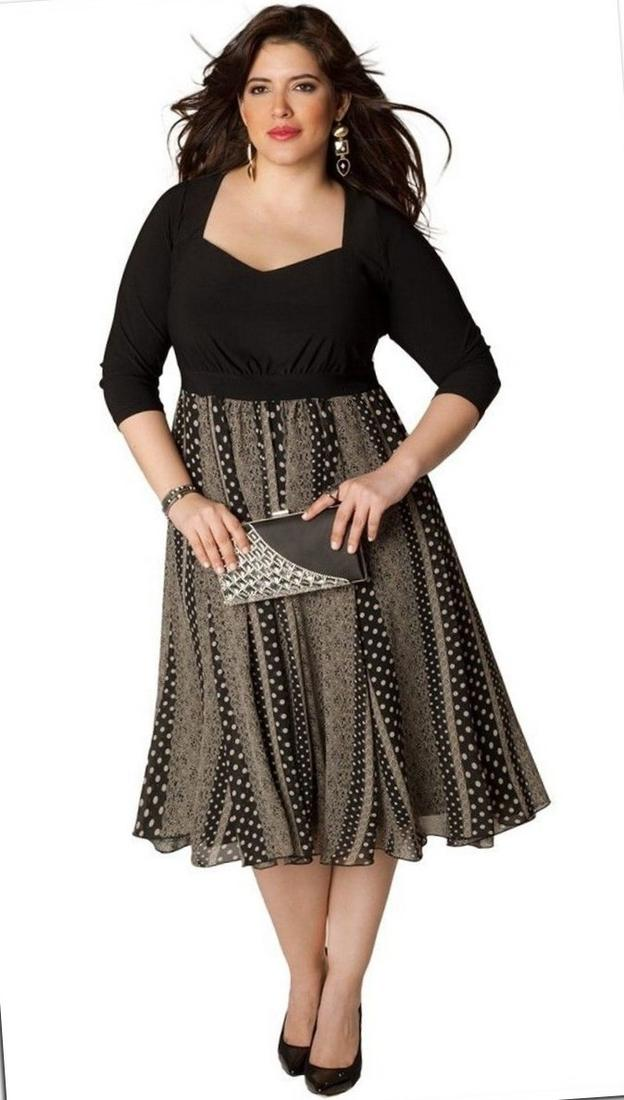 Dress Barn Plus Size Clothing Pluslook Eu Collection