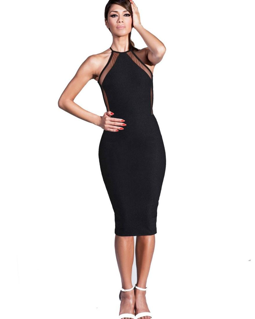 Bandage dress plus size - PlusLook.eu Collection