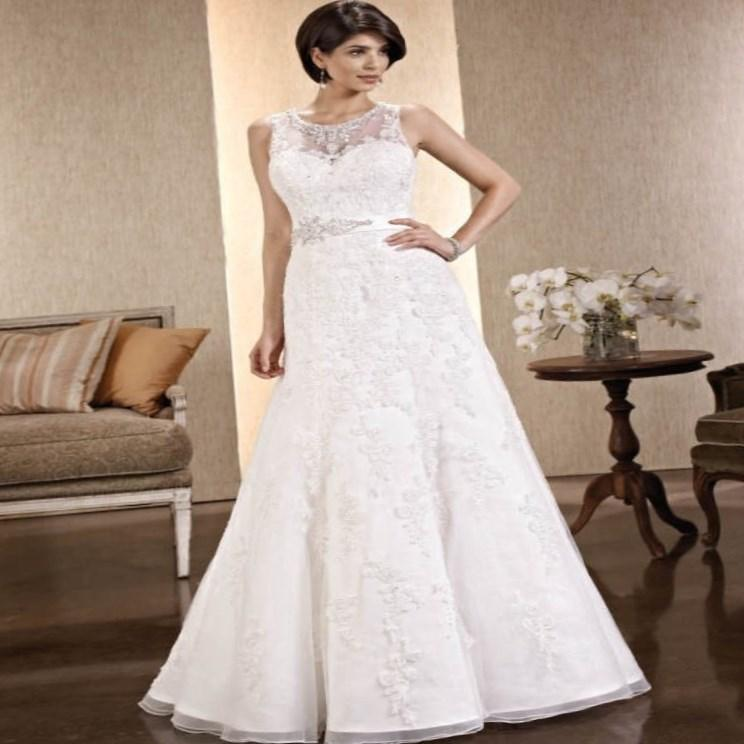 Plus Size Western Wedding Dresses Pluslook Collection