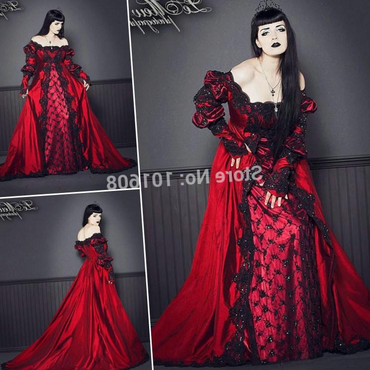 Plus size victorian dress - PlusLook.eu Collection