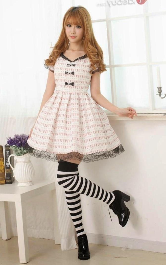 Mori Girl Lace Ruffles Embroidery Cotton Dress Loose Plus Size Novelty Casual Lolita Mori Girl Dress
