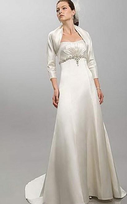 Plus Size Wedding Dresses For Mature Brides: Wedding dresses for ...