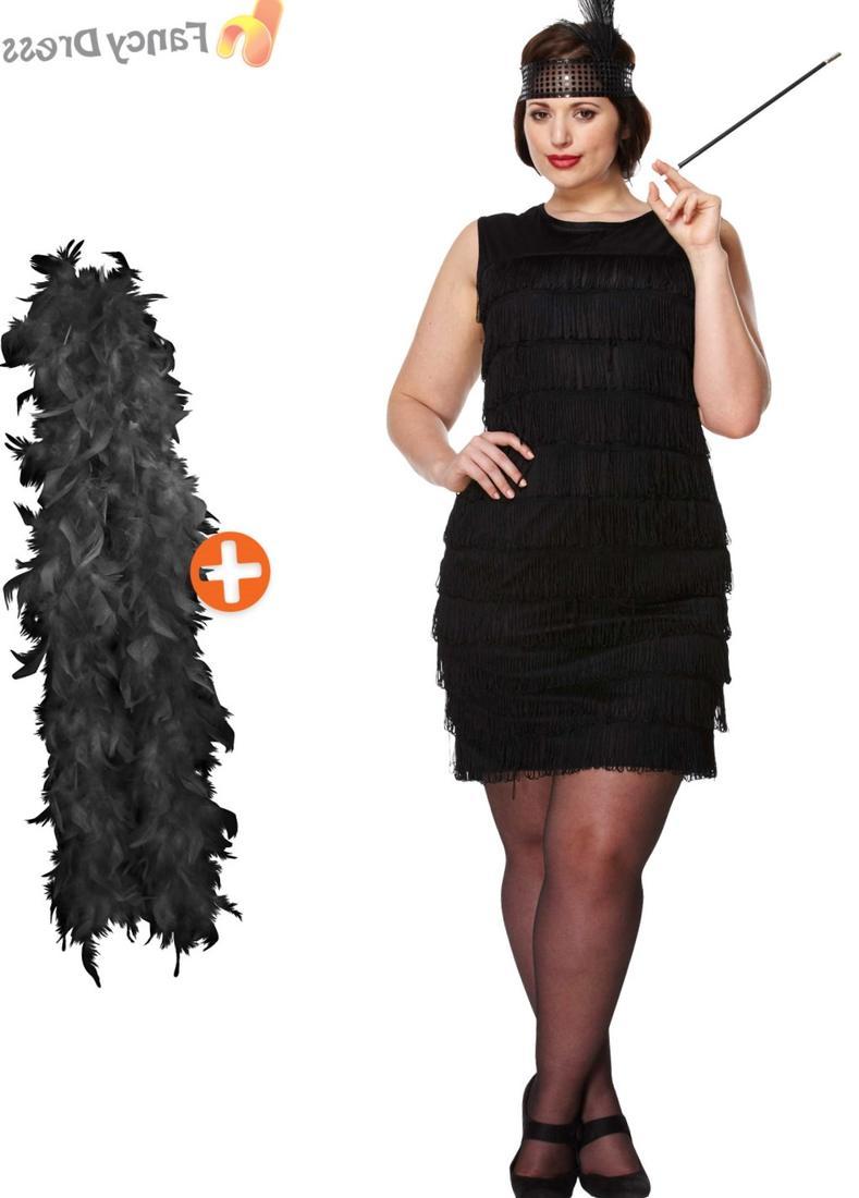 1920s Dresses Plus Size Pluslook Eu Collection