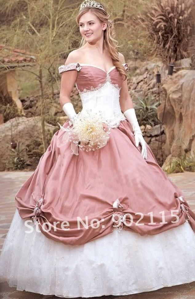 Plus size victorian wedding dresses - PlusLook.eu Collection