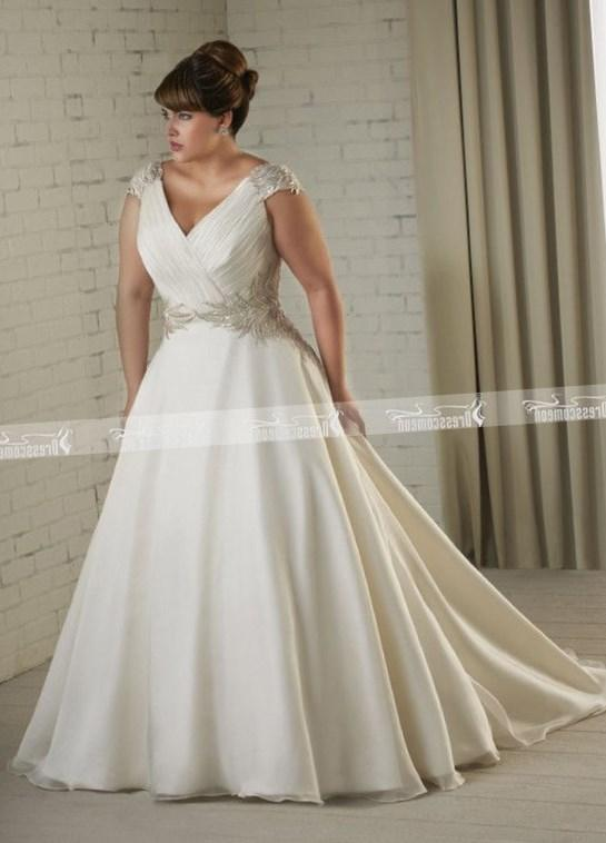 Plus size wedding dress sewing patterns for Wedding dress patterns plus size