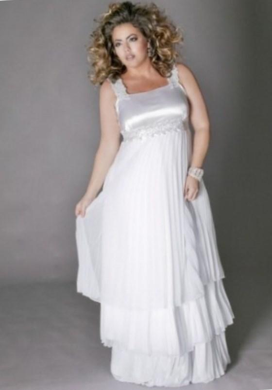Non Traditional Wedding Dresses Plus Size