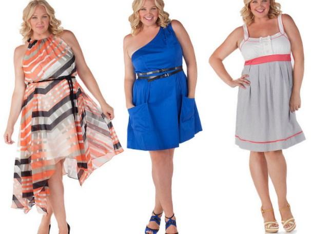 Jessica Simpson Plus Crisscross Contrast Piping Dress - Plus Size by Jessica Simpson on @nordstrom_rack