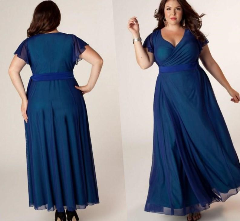 Awesome Plus Size Gowns Online Pictures - Mikejaninesmith.us ...