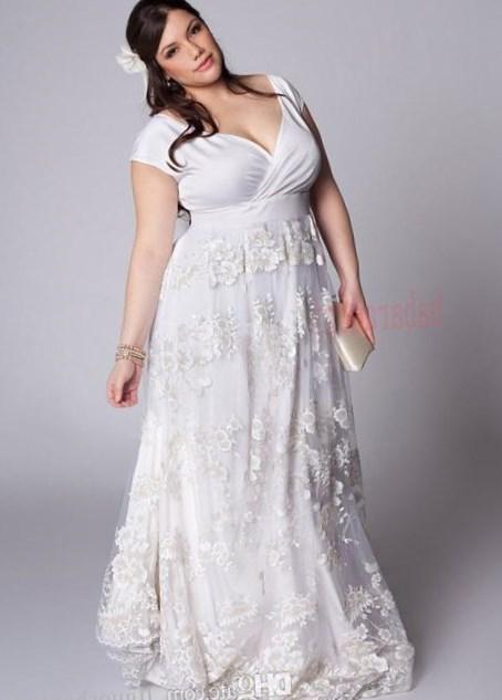 Beach wedding dresses for plus size collection for High low wedding dresses cheap