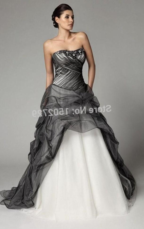 Black plus size wedding dress collection for Plus size black dresses for weddings