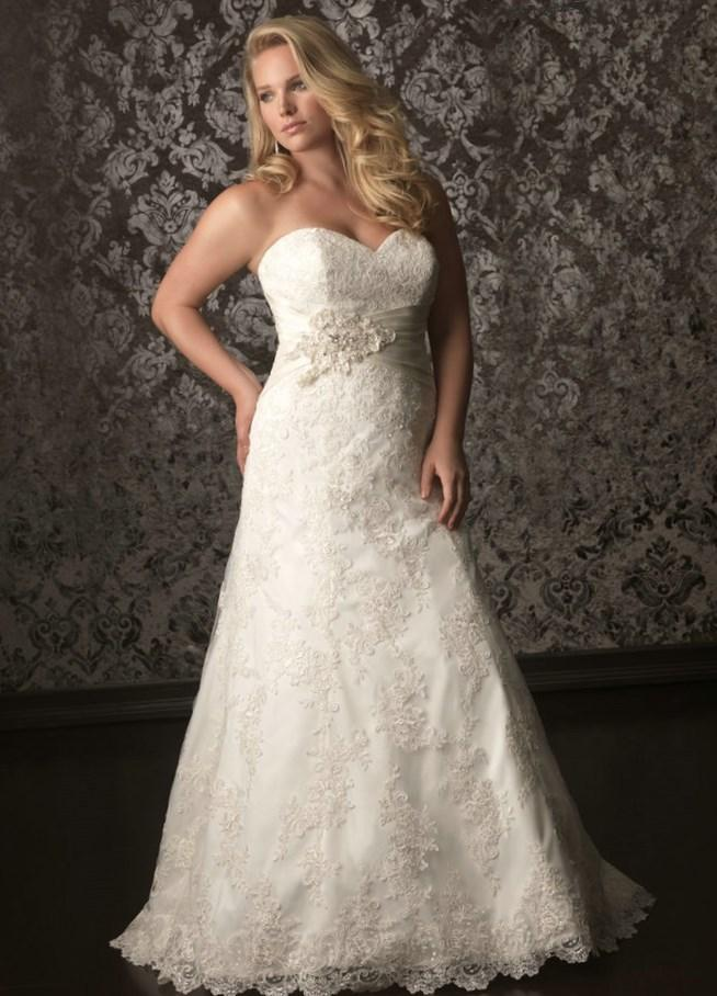 Plus size western wedding dresses collection for Plus size country western wedding dresses