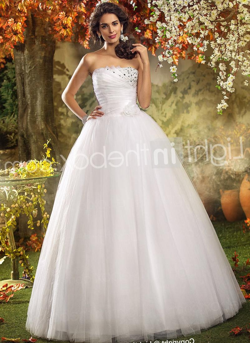 2017 Elegant New Lace Princess Bride Wedding Dress Luxury Ball Gown Wedding Dresses Plus Size