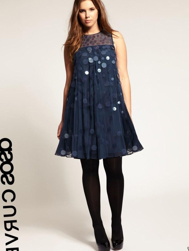 Holiday plus size dresses - PlusLook.eu Collection