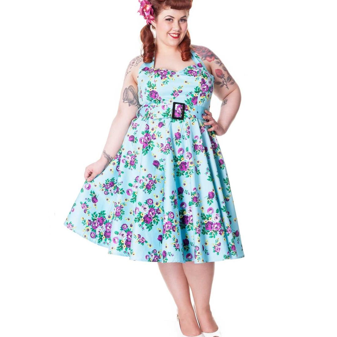 Hell bunny plus size dresses - PlusLook.eu Collection