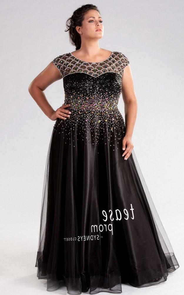 Plus Size Prom Dresses In Canada 105