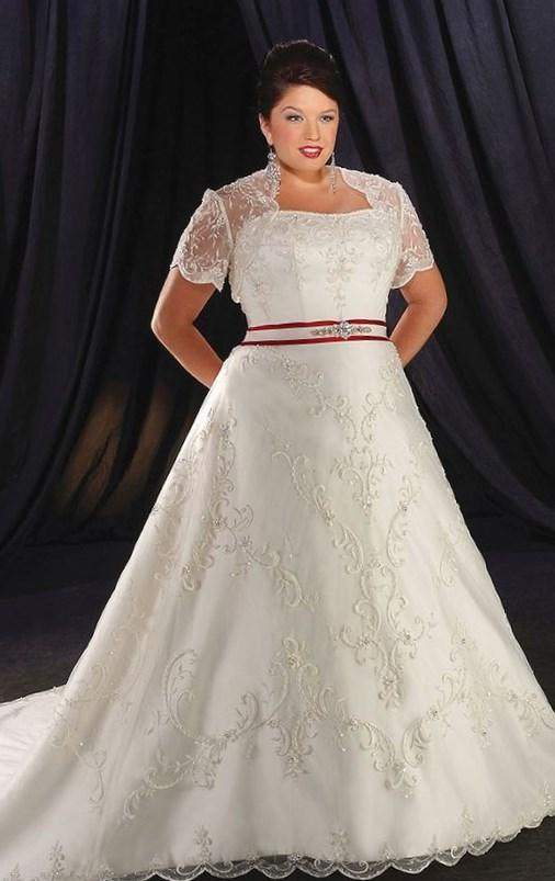 plus size 30 wedding dresses collection