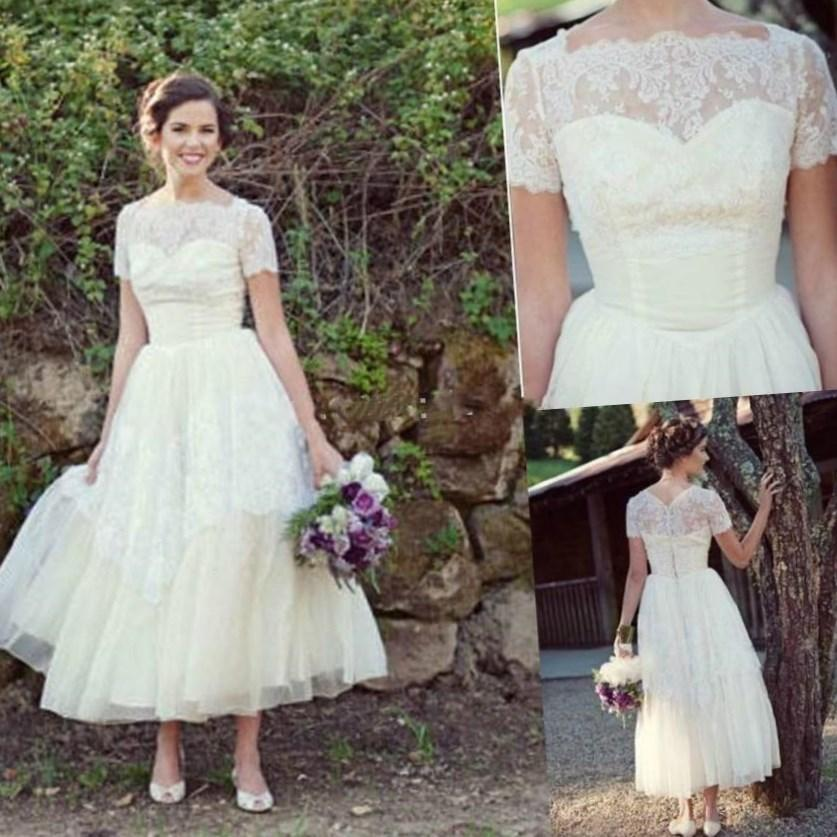 2016 Summer High Low Lace Beach Wedding Dresses Plus Size Sexy V Neck Cheap China Made