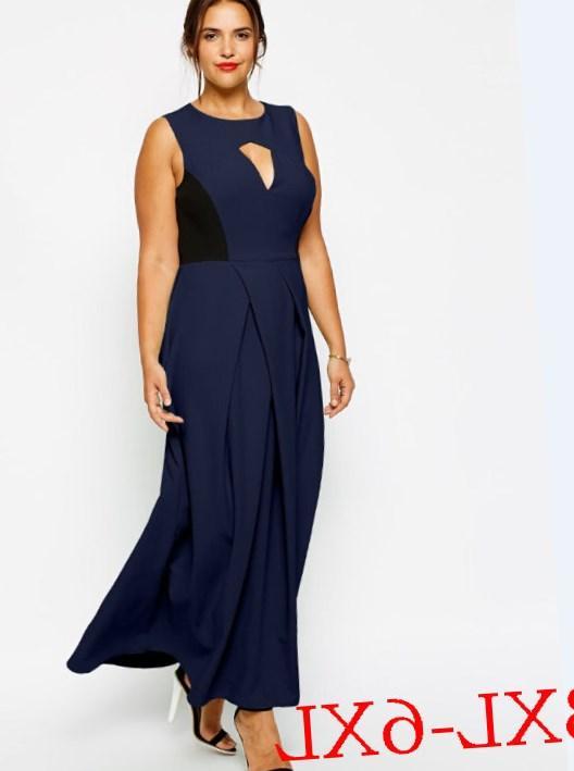 Dress for plus size ladies - PlusLook.eu Collection