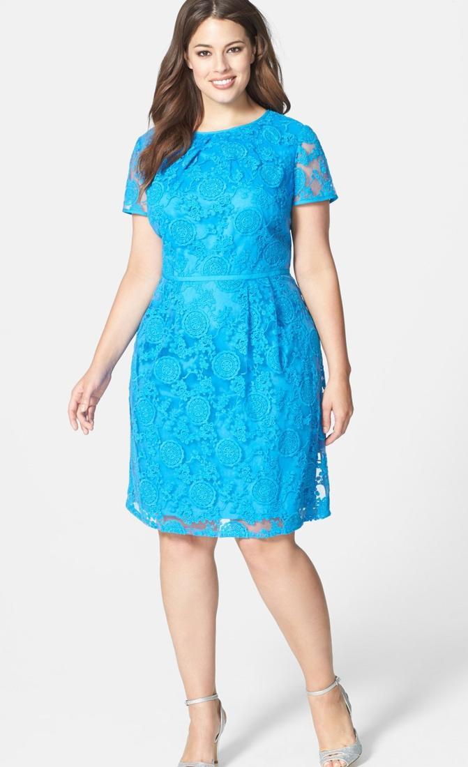 Nordstrom plus size dress - PlusLook.eu Collection