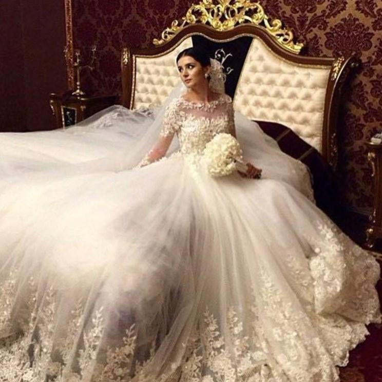 Plus Size Victorian Wedding Dresses