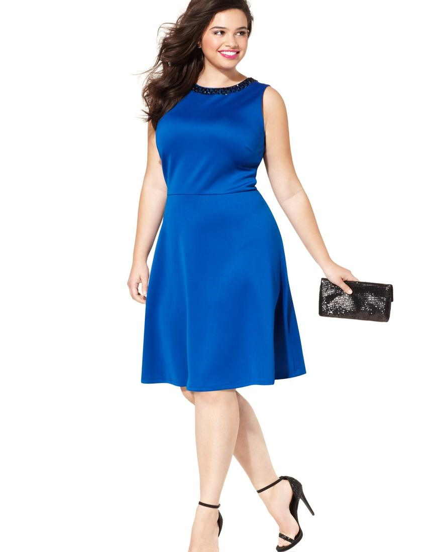 Macy\'S Plus Size Dresses Mother Of Bride - Formal Dresses
