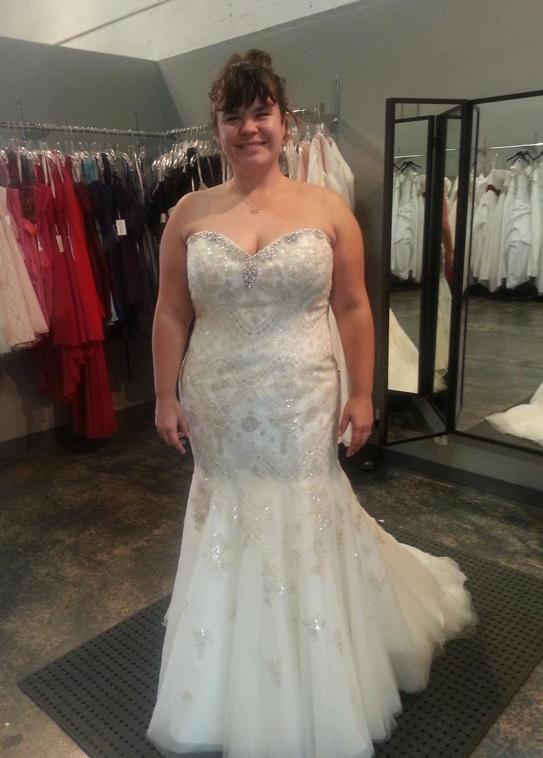 Gold Wedding Dresses Plus Size Collection