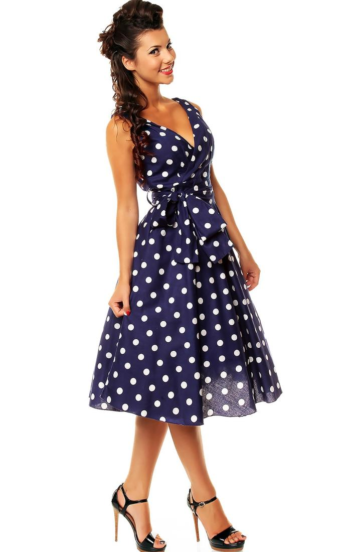 Plus Size Rockabilly Dresses Uk 93