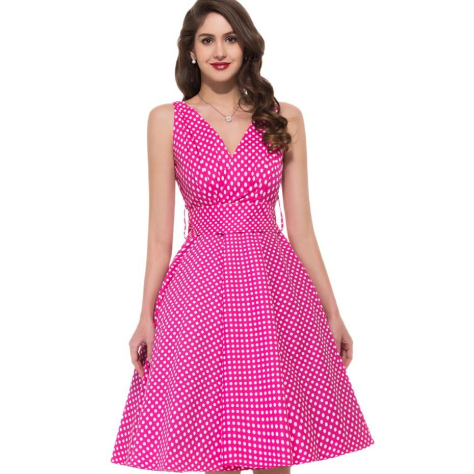 Pink And Black Plus Size Party Dresses 21
