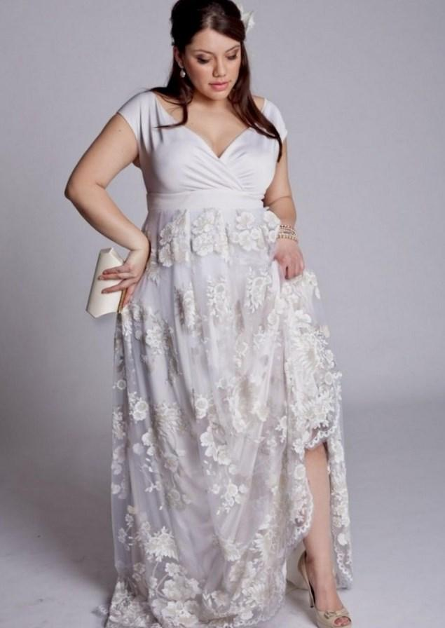 Beach Wedding Dress Plus Size Collection
