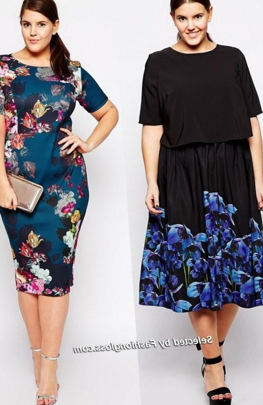 Plus Size Dresses Asos Pluslook Collection