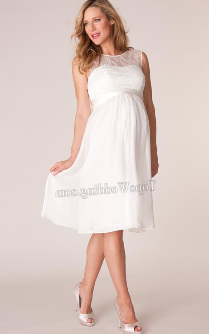 Maternity plus size wedding dresses collection for Cheap wedding dresses for pregnant women