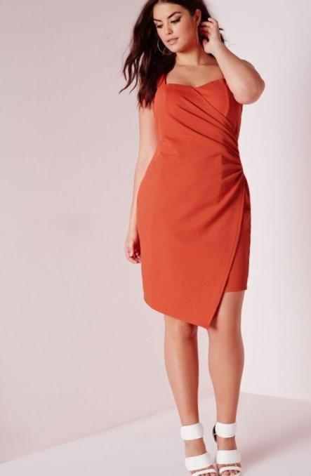 Curvy Dresses, Orange Dresses, Dresses Orange, Pink Clove, Shift Dresses, Cocktail Dresses, Clove Cut, Cut Outs