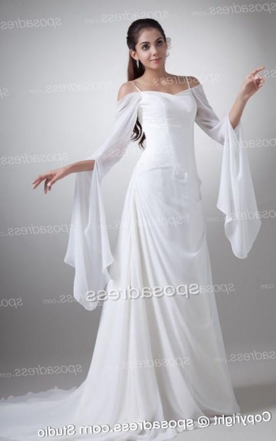 Plus Size Second Wedding Dresses High Cut Wedding Dresses