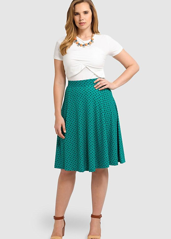 Curvy Girl, Polka Dots, Size Clothes, Plus Size Dresses, Plus Size Fashion, Size Style, Size Clothing, Polka Dot Dresses