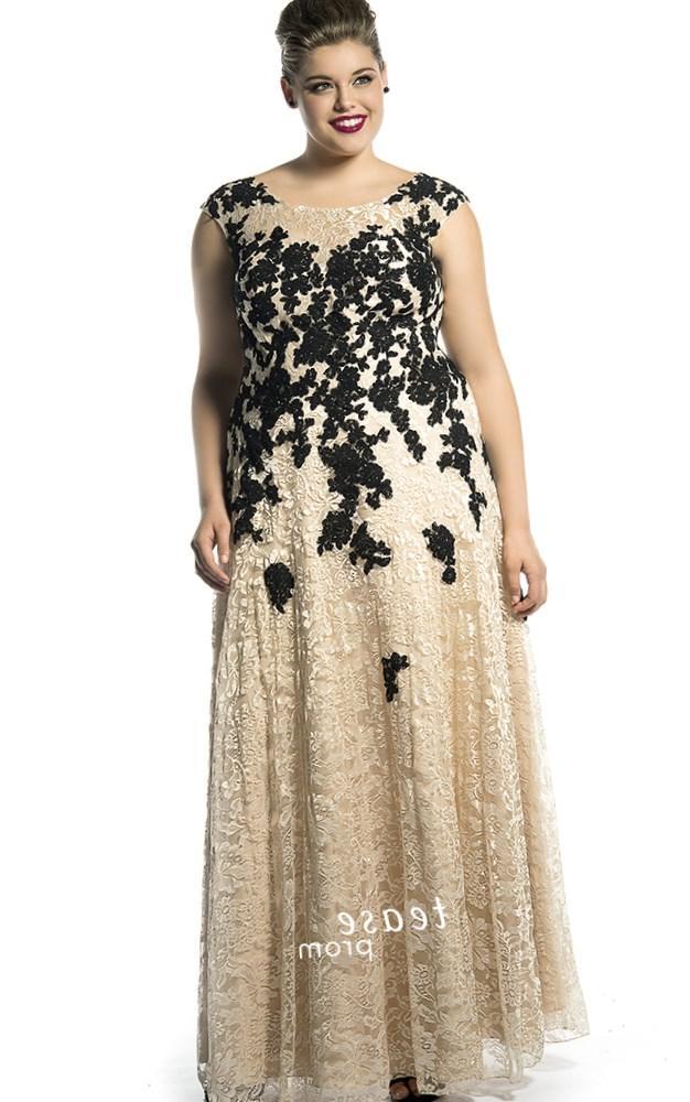 Cute long plus size dresses
