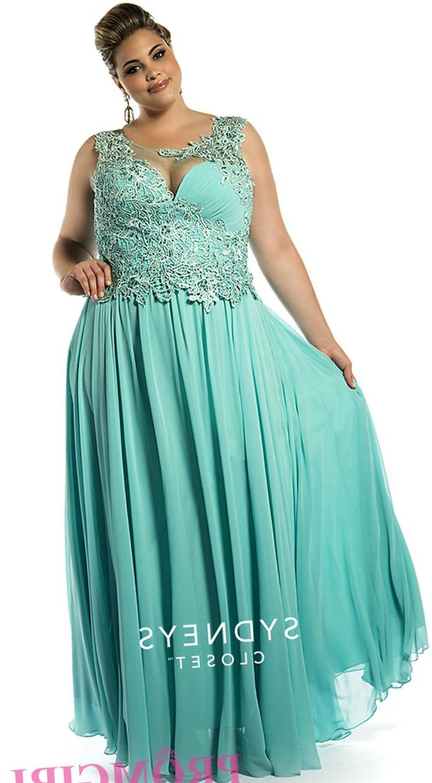Where to buy plus size formal dresses