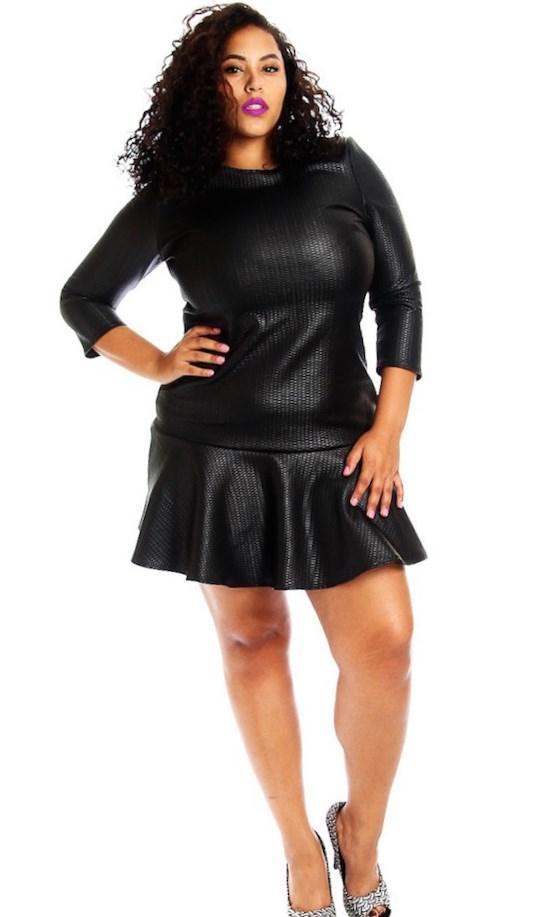 Hot Plus Size Dresses Pluslook Collection