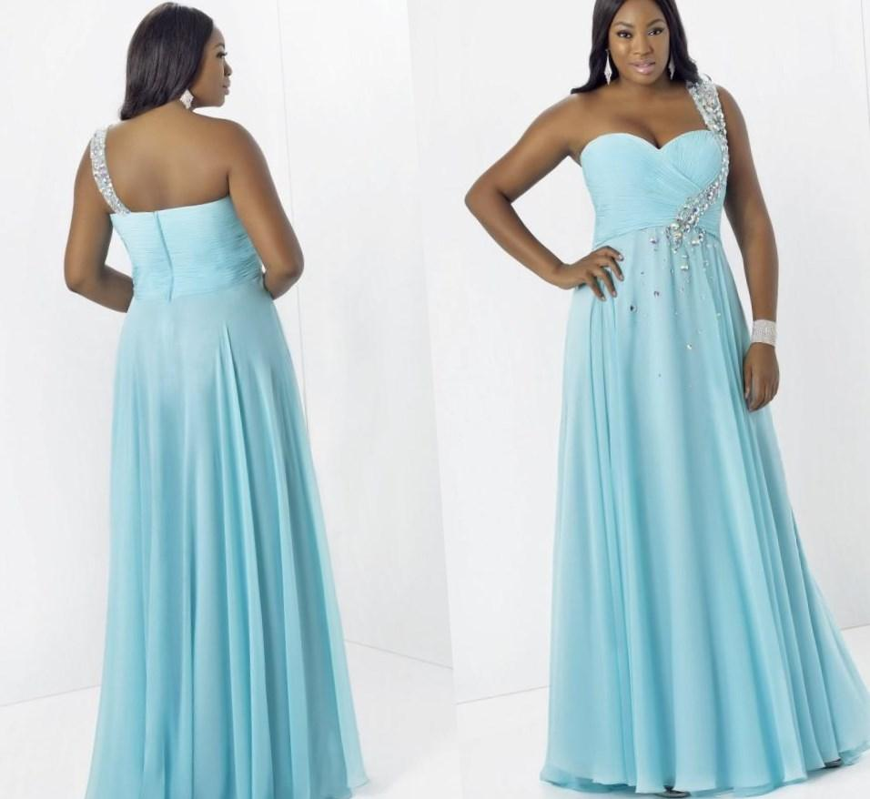 Plus Size Short Evening Dresses Cheap - Prom Dresses 2018