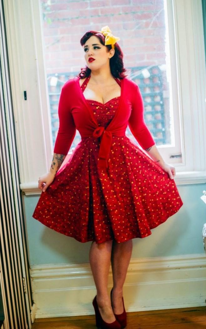 Plus Size Pin Up Dress Patterns Discount Evening Dresses