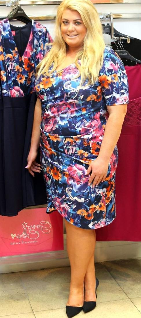 hot plus size dresses pluslookeu collection