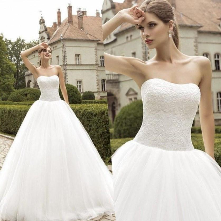 Permalink to Vintage Style Tea Length Wedding Dresses