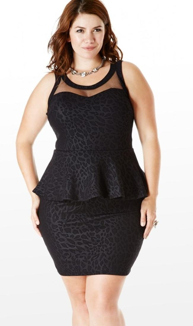 Plus size cheap club dresses - PlusLook.eu Collection